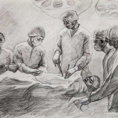 外科醫生 Qian Jiang 13歲
