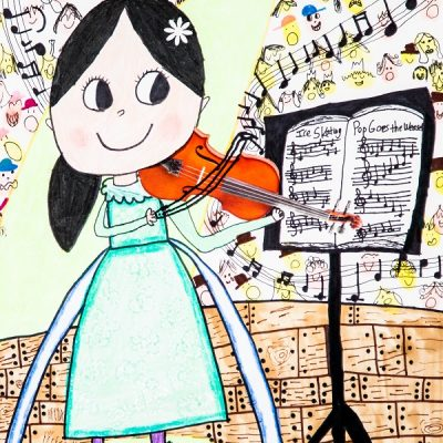 Violin Performance Joanna Du 9歲