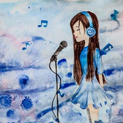 Cindy Chen 12歲