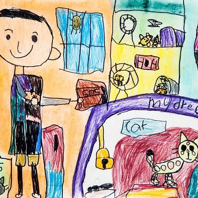 My Dream Job Jonathan Wang 5.5歲