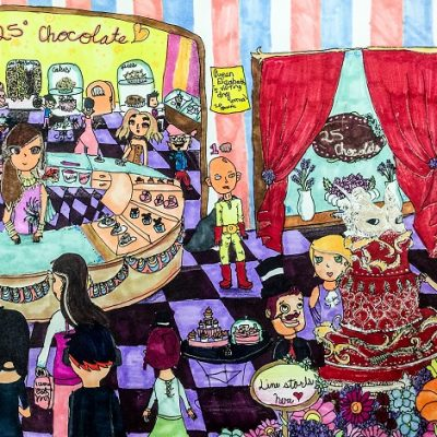 Dream job bakery Kylie 10歲