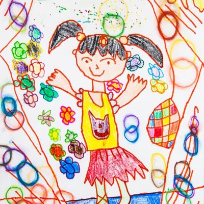Ballerina Lisa Feng 5歲